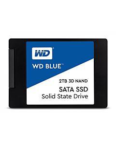 """Solid State Drive (SSD) Western Digital Blue 3D, 2TB, 2.5"""", SATA III"""