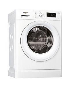 Masina de spalat rufe Whirlpool FreshCare FWSG61253W EU, 6 kg, 1200 RPM, 6th Sense, Clasa A+++, Alb
