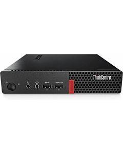 Desktop Lenovo Think Centre M920x Tiny Intel Core Coffee Lake (8th Gen) i7-8700T 512GB 16GB Radeon RX 560 4GB Win10 Pro
