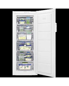 Congelator Zanussi ZFU23403WA, 194 l, Clasa A+, 6 rafturi, H 154, Alb