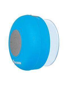 VAKOSS Impermeabil Bluetooth vorbitor fara fir cu ventuza SP-B1806B albastru