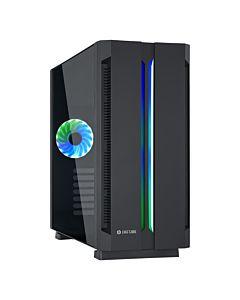 Carcasa Chieftec ATX Chieftronic Gamer GR-01B-OP G1, RGB, fara sursa