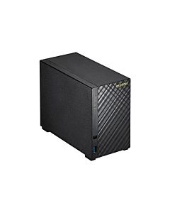 Asustor AS1002T NAS - network attached storage tower, 2-bay
