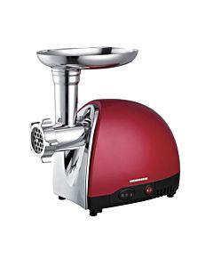 Masina de tocat carne Heinner MG1500TA-red, 1600W, 1.2 Kg/min, Rosu