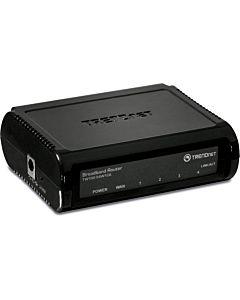 Router TRENDnet TW100-S4W1CA
