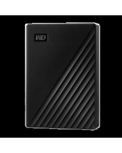 External HDD WD My Passport 2.5'' 4TB USB 3.2 Black