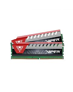 Kit Memorie Patriot Viper Elite Red 2x8GB DDR4 2400MHz CL15 Dual Channel