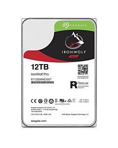 Seagate IronWolfPro HDD 3.5'' 12TB SATA3 7200RPM 256MB