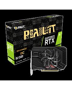 PALIT GeForce RTX 2060 StormX OC ITX, 6GB GDDR6, HDMI/DP/DVI