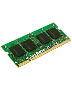 Memorie notebook Kingston ValueRAM, 2GB, DDR3, 1600MHz, CL11, 1.35v