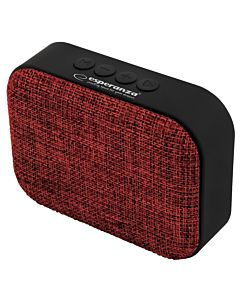 ESPERANZA EP129R SAMBA - Difuzor Bluetooth cu radio FM incorporat