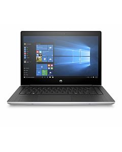 "Laptop ultraportabil HP ProBook 440 G5 cu procesor Intel® Core™ i5-8250U pana la 3.40 GHz, Kaby Lake R, 14"", Full HD, 16GB, 256GB SSD, NVIDIA GeForce 930MX 2GB, Microsoft Windows 10 Pro, Silver"