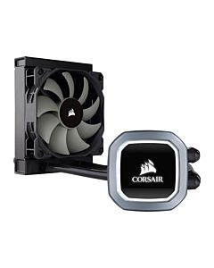Cooler procesor Corsair H60, Racire lichid, compatibil Intel/AMD, CW-9060036-WW, 120 mm  plus top hartie A4