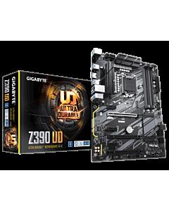 Gigabyte Z390 UD, 4xDDR4 2666, PCI-E 3.0 x16, HDMI