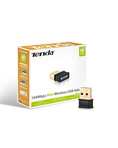 Placa de retea wireless Tenda W311MI, N150Mbps