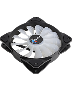 AEROCOOL P7-F12 RGB Ready 16.8M COLOR LED Ventilator 120x120x25mm