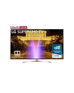 Televizor Super UHD Smart LG, 164 cm, 65SK9500PLA, 4K Ultra HD
