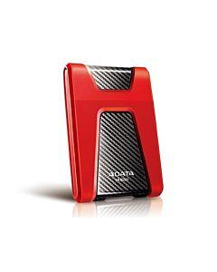 HDD extern Adata Durable HD650 2.5inch 1TB USB3 Red, Rugged