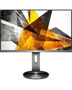 Monitor AOC U2790PQU 27'', panel IPS 4K UHD 3840x2160, HDMI/DP, speakers