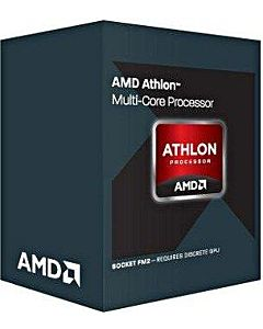 AMD Athlon X4 880K, Quad Core, 4.00GHz, 4MB, FM2+, 28nm, 125W, BOX, BE
