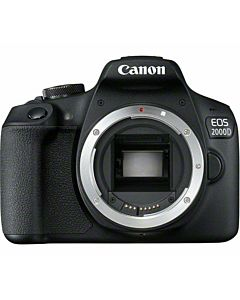 Photo Camera Canon 2000d Body