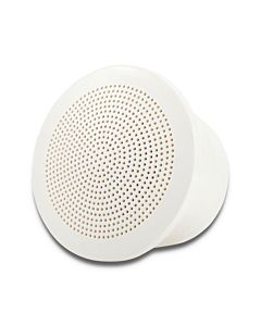 Qoltec Ceiling speaker 3'', waterproof, RMS 3W, 8 Om, White