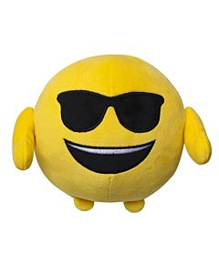 Emoticon din plus Smiling face sunglasses - NV7696