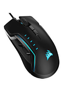 Corsair Glaive PRO RGB Gaming Mouse, Alu, 18000 DPI, Optical