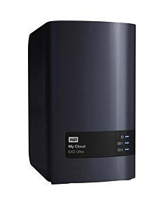 Network Storage WD My Cloud Expert Series EX2 Ultra 4TB, Gigabit Ethernet, USB 3.0