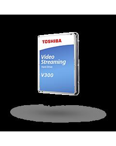 Internal HDD Toshiba V300, 3.5'', 1TB, SATA/600, 5700RPM, 64MB, BULK