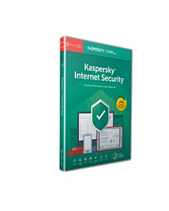 Licenta retail Kaspersky Internet Security - anti-virus pentru PC, Mac