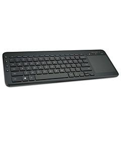 Tastatura Microsoft All-in-One, Wireless, Negru