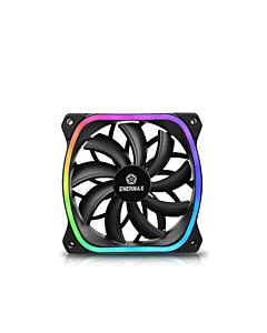 Enermax 3 Fan Pack SQUAR.G.B. RGB 12 cm x 12 cm x 2,6 cm