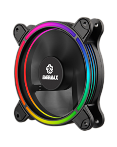 Enermax 3 Fan Pack T.B. RGB AD 12 cm x 12 cm x 2,5 cm