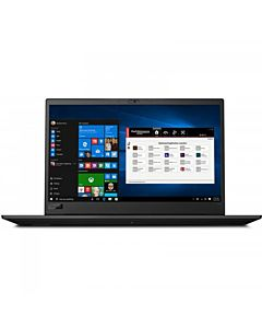 "Laptop Lenovo ThinkPad P1 15.6"" FHD IPS, Intel Core i7-8850H, NVIDIA Quadro P1000 4GB, RAM 16GB DDR4, 1TB SSD M.2 PCIe NVMe, Windows 10 Pro"