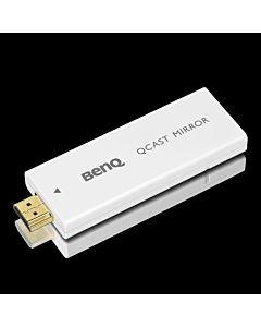 Stick WiFi BenQ QP200, miracast, Alb