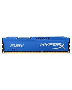 Memorie HyperX Fury Blue 4GB DDR3 1600 MHz CL10