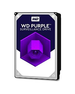 Internal HDD WD Purple 3.5'' 10TB SATA3 256MB