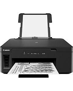 Imprimanta Canon Pixma GM2040 Inkjet, Monocrom, Format A4, CISS, Retea, Wi-Fi, Duplex