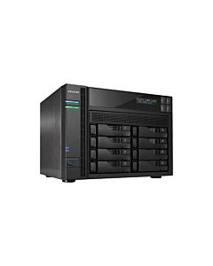 Asustor AS7008T NAS - network attached storage tower, 8-bay