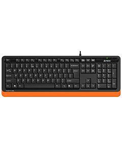 Keyboard A4TECH FSTYLER FK10 Orange