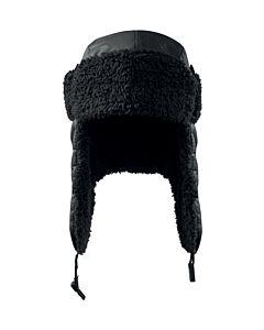 Căciulă Furry, Neagra, Unisex, S