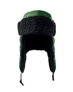 Caciula Furry ,Verde, unisex, S