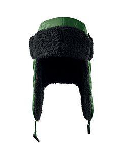 Caciula Furry ,verde, unisex, L