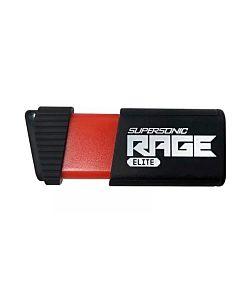 Patriot USB flash drive 128GB Supersonic Rage ELITE USB3 - 400/100MBs