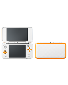 Consola New Nintendo 2DS XL White & Orange