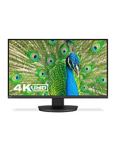 Monitor NEC EA271U 27inch, IPS, 4K UHD, DVI/HDMI/DP/USB, negru