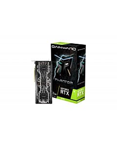 Placa video Gainward GeForce RTX 2070 Phantom, 8GB GDDR6, HDMI, 3xDP, USB-C