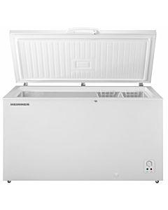 Lada frigorifica Heinner HCF-420A+, 420 l, Clasa A+
