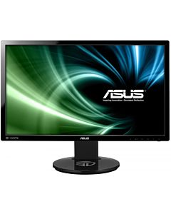 "Monitor Gaming LED ASUS 24"", VG248QE, 144Hz , 1 ms,  Full HD, DP, HDMI, Boxe, NVIDIA 3D Vision Ready, Negru"